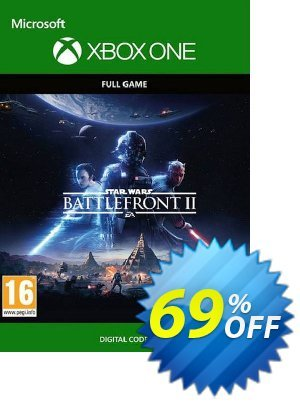 Star Wars Battlefront II Xbox One (UK) discount coupon Star Wars Battlefront II Xbox One (UK) Deal - Star Wars Battlefront II Xbox One (UK) Exclusive Easter Sale offer for iVoicesoft