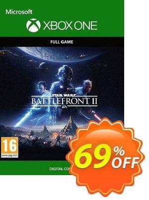 Star Wars Battlefront II Xbox One (UK) Coupon discount Star Wars Battlefront II Xbox One (UK) Deal