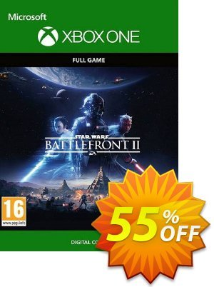 Star Wars Battlefront II Xbox One (US) discount coupon Star Wars Battlefront II Xbox One (US) Deal - Star Wars Battlefront II Xbox One (US) Exclusive Easter Sale offer for iVoicesoft