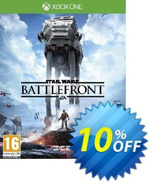 Star Wars Battlefront Xbox One - Digital Code discount coupon Star Wars Battlefront Xbox One - Digital Code Deal - Star Wars Battlefront Xbox One - Digital Code Exclusive Easter Sale offer for iVoicesoft