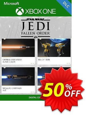 Star Wars Jedi: Fallen Order DLC Xbox One discount coupon Star Wars Jedi: Fallen Order DLC Xbox One Deal - Star Wars Jedi: Fallen Order DLC Xbox One Exclusive Easter Sale offer for iVoicesoft