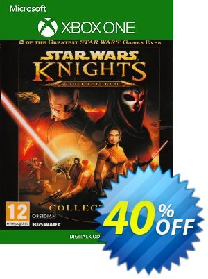 Star Wars - Knights of the Old Republic: The Collection Xbox One/ Xbox 360 Coupon discount Star Wars - Knights of the Old Republic: The Collection Xbox One/ Xbox 360 Deal. Promotion: Star Wars - Knights of the Old Republic: The Collection Xbox One/ Xbox 360 Exclusive Easter Sale offer for iVoicesoft