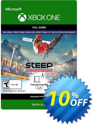 Steep - Winter Games Edition Xbox One discount coupon Steep - Winter Games Edition Xbox One Deal - Steep - Winter Games Edition Xbox One Exclusive Easter Sale offer for iVoicesoft