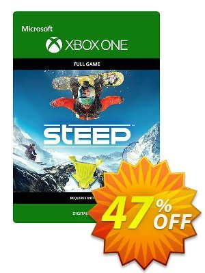 Steep Xbox One discount coupon Steep Xbox One Deal - Steep Xbox One Exclusive Easter Sale offer for iVoicesoft