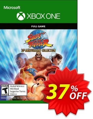 Street Fighter 30th Anniversary Collection Xbox One discount coupon Street Fighter 30th Anniversary Collection Xbox One Deal - Street Fighter 30th Anniversary Collection Xbox One Exclusive Easter Sale offer for iVoicesoft