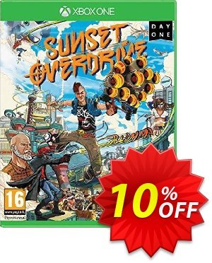 Sunset Overdrive Xbox One - Digital Code Coupon discount Sunset Overdrive Xbox One - Digital Code Deal. Promotion: Sunset Overdrive Xbox One - Digital Code Exclusive Easter Sale offer for iVoicesoft