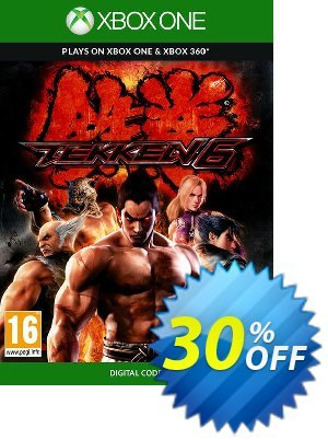 Tekken 6 Xbox One / Xbox 360 discount coupon Tekken 6 Xbox One / Xbox 360 Deal - Tekken 6 Xbox One / Xbox 360 Exclusive Easter Sale offer for iVoicesoft
