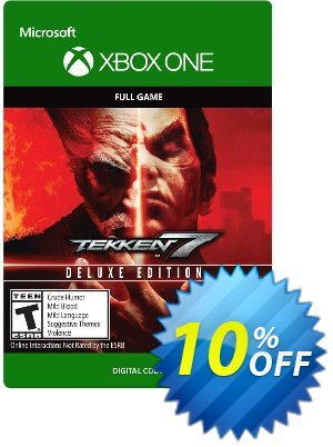 Tekken 7 Deluxe Edition Xbox One discount coupon Tekken 7 Deluxe Edition Xbox One Deal - Tekken 7 Deluxe Edition Xbox One Exclusive Easter Sale offer for iVoicesoft