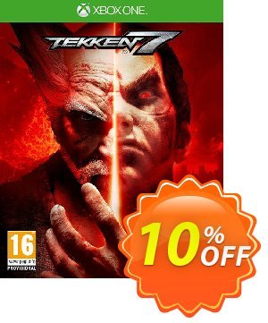 Tekken 7 Xbox One discount coupon Tekken 7 Xbox One Deal - Tekken 7 Xbox One Exclusive Easter Sale offer for iVoicesoft