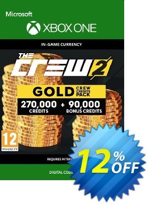 The Crew 2 Gold Crew Credits Pack Xbox One discount coupon The Crew 2 Gold Crew Credits Pack Xbox One Deal - The Crew 2 Gold Crew Credits Pack Xbox One Exclusive Easter Sale offer for iVoicesoft