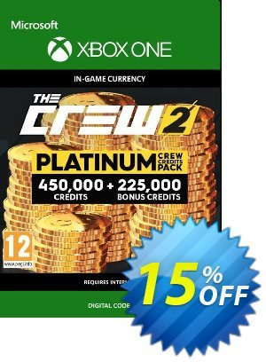 The Crew 2 Platinum Crew Credits Pack Xbox One discount coupon The Crew 2 Platinum Crew Credits Pack Xbox One Deal - The Crew 2 Platinum Crew Credits Pack Xbox One Exclusive Easter Sale offer for iVoicesoft