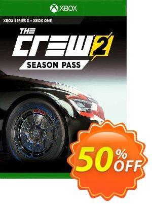 The Crew 2 Season Pass Xbox One 優惠券,折扣碼 The Crew 2 Season Pass Xbox One Deal,促銷代碼: The Crew 2 Season Pass Xbox One Exclusive Easter Sale offer for iVoicesoft