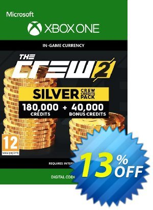 The Crew 2 Silver Crew Credits Pack Xbox One 優惠券,折扣碼 The Crew 2 Silver Crew Credits Pack Xbox One Deal,促銷代碼: The Crew 2 Silver Crew Credits Pack Xbox One Exclusive Easter Sale offer for iVoicesoft