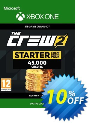 The Crew 2 Starter Crew Credits Pack Xbox One discount coupon The Crew 2 Starter Crew Credits Pack Xbox One Deal - The Crew 2 Starter Crew Credits Pack Xbox One Exclusive Easter Sale offer for iVoicesoft