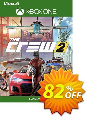The Crew 2 Xbox One discount coupon The Crew 2 Xbox One Deal - The Crew 2 Xbox One Exclusive Easter Sale offer for iVoicesoft