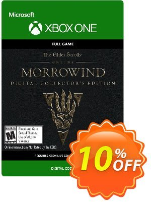 The Elder Scrolls Online Morrowind Collectors Edition Xbox One discount coupon The Elder Scrolls Online Morrowind Collectors Edition Xbox One Deal - The Elder Scrolls Online Morrowind Collectors Edition Xbox One Exclusive Easter Sale offer for iVoicesoft