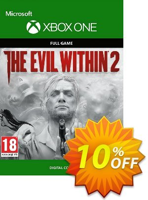 The Evil Within 2 Xbox One discount coupon The Evil Within 2 Xbox One Deal - The Evil Within 2 Xbox One Exclusive Easter Sale offer for iVoicesoft