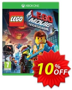 The LEGO Movie Videogame Xbox One - Digital Code discount coupon The LEGO Movie Videogame Xbox One - Digital Code Deal - The LEGO Movie Videogame Xbox One - Digital Code Exclusive Easter Sale offer for iVoicesoft