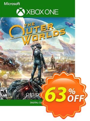 The Outer Worlds Xbox One discount coupon The Outer Worlds Xbox One Deal - The Outer Worlds Xbox One Exclusive Easter Sale offer for iVoicesoft