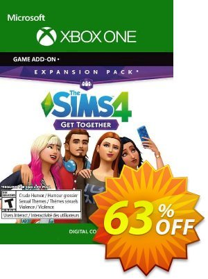 The Sims 4: Get Together Xbox One discount coupon The Sims 4: Get Together Xbox One Deal - The Sims 4: Get Together Xbox One Exclusive Easter Sale offer for iVoicesoft