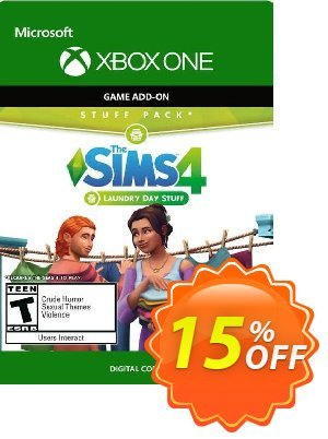 The Sims 4: Laundry Day Stuff Xbox One discount coupon The Sims 4: Laundry Day Stuff Xbox One Deal - The Sims 4: Laundry Day Stuff Xbox One Exclusive Easter Sale offer for iVoicesoft