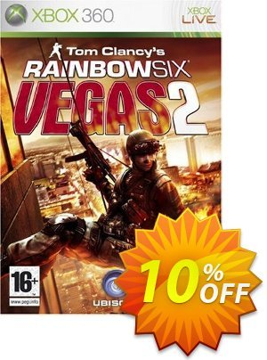 Tom Clancy's Rainbow Six: Vegas 2 Xbox 360 - Digital Code discount coupon Tom Clancy's Rainbow Six: Vegas 2 Xbox 360 - Digital Code Deal - Tom Clancy's Rainbow Six: Vegas 2 Xbox 360 - Digital Code Exclusive Easter Sale offer for iVoicesoft