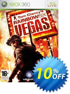 Tom Clancy's Rainbow Six: Vegas Xbox 360 - Digital Code discount coupon Tom Clancy's Rainbow Six: Vegas Xbox 360 - Digital Code Deal - Tom Clancy's Rainbow Six: Vegas Xbox 360 - Digital Code Exclusive Easter Sale offer for iVoicesoft