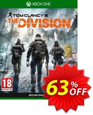 Tom Clancy's The Division Xbox One - Digital Code割引コード・Tom Clancy's The Division Xbox One - Digital Code Deal キャンペーン:Tom Clancy's The Division Xbox One - Digital Code Exclusive Easter Sale offer for iVoicesoft