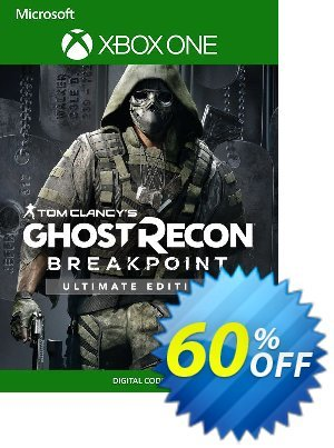 Tom Clancy's Ghost Recon Breakpoint Ultimate Edition Xbox One (UK) discount coupon Tom Clancy's Ghost Recon Breakpoint Ultimate Edition Xbox One (UK) Deal - Tom Clancy's Ghost Recon Breakpoint Ultimate Edition Xbox One (UK) Exclusive Easter Sale offer for iVoicesoft