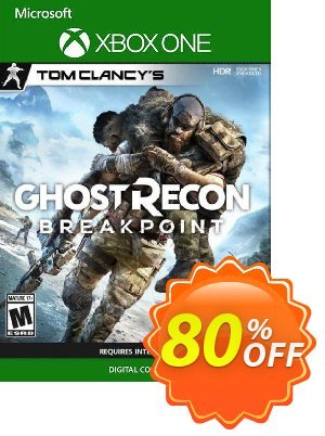 Tom Clancy's Ghost Recon Breakpoint Xbox One (US) discount coupon Tom Clancy's Ghost Recon Breakpoint Xbox One (US) Deal - Tom Clancy's Ghost Recon Breakpoint Xbox One (US) Exclusive Easter Sale offer for iVoicesoft