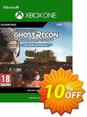 Tom Clancy's Ghost Recon Breakpoint: Year 1 Pass Xbox One discount coupon Tom Clancy's Ghost Recon Breakpoint: Year 1 Pass Xbox One Deal - Tom Clancy's Ghost Recon Breakpoint: Year 1 Pass Xbox One Exclusive Easter Sale offer for iVoicesoft
