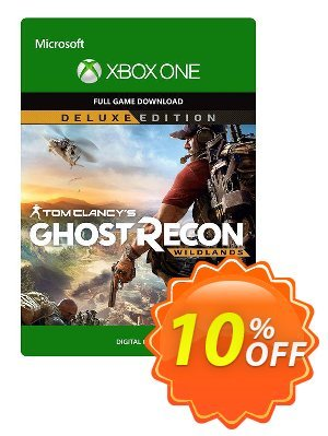Tom Clancys Ghost Recon Wildlands Deluxe Edition Xbox One discount coupon Tom Clancys Ghost Recon Wildlands Deluxe Edition Xbox One Deal - Tom Clancys Ghost Recon Wildlands Deluxe Edition Xbox One Exclusive Easter Sale offer for iVoicesoft