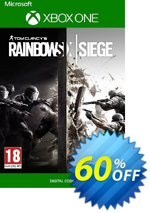 Tom Clancys Rainbow Six Siege Xbox One discount coupon Tom Clancys Rainbow Six Siege Xbox One Deal - Tom Clancys Rainbow Six Siege Xbox One Exclusive Easter Sale offer for iVoicesoft