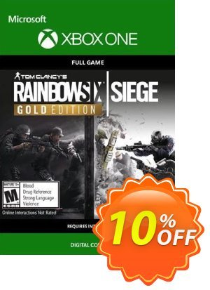 Tom Clancys Rainbow Six Siege Year 3 Gold Edition Xbox One discount coupon Tom Clancys Rainbow Six Siege Year 3 Gold Edition Xbox One Deal - Tom Clancys Rainbow Six Siege Year 3 Gold Edition Xbox One Exclusive Easter Sale offer for iVoicesoft