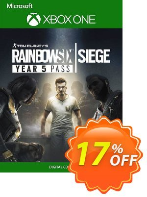 Tom Clancy's Rainbow Six Siege - Year 5 Pass Xbox One discount coupon Tom Clancy's Rainbow Six Siege - Year 5 Pass Xbox One Deal - Tom Clancy's Rainbow Six Siege - Year 5 Pass Xbox One Exclusive Easter Sale offer for iVoicesoft