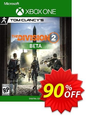 Tom Clancys The Division 2 Xbox One Beta Coupon discount Tom Clancys The Division 2 Xbox One Beta Deal. Promotion: Tom Clancys The Division 2 Xbox One Beta Exclusive Easter Sale offer for iVoicesoft
