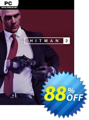 Hitman 2 PC + DLC 優惠券,折扣碼 Hitman 2 PC + DLC Deal,促銷代碼: Hitman 2 PC + DLC Exclusive offer for iVoicesoft