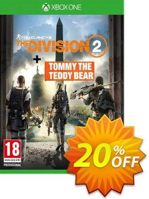 Tom Clancy's The Division 2 Xbox One Inc. Teddy Bear DLC discount coupon Tom Clancy's The Division 2 Xbox One Inc. Teddy Bear DLC Deal - Tom Clancy's The Division 2 Xbox One Inc. Teddy Bear DLC Exclusive Easter Sale offer for iVoicesoft