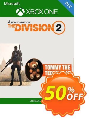 Tom Clancy's The Division 2 Xbox One - Tommy the Teddy Bear DLC discount coupon Tom Clancy's The Division 2 Xbox One - Tommy the Teddy Bear DLC Deal - Tom Clancy's The Division 2 Xbox One - Tommy the Teddy Bear DLC Exclusive Easter Sale offer for iVoicesoft