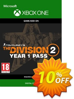 Tom Clancy's The Division 2 Xbox One - Year 1 Pass discount coupon Tom Clancy's The Division 2 Xbox One - Year 1 Pass Deal - Tom Clancy's The Division 2 Xbox One - Year 1 Pass Exclusive Easter Sale offer for iVoicesoft