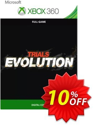 Trials Evolution Xbox 360 優惠券,折扣碼 Trials Evolution Xbox 360 Deal,促銷代碼: Trials Evolution Xbox 360 Exclusive Easter Sale offer for iVoicesoft