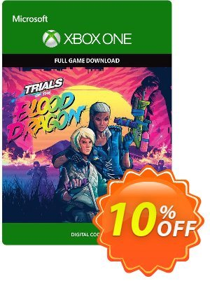 Trials of the Blood Dragon Xbox One Coupon discount Trials of the Blood Dragon Xbox One Deal. Promotion: Trials of the Blood Dragon Xbox One Exclusive Easter Sale offer for iVoicesoft