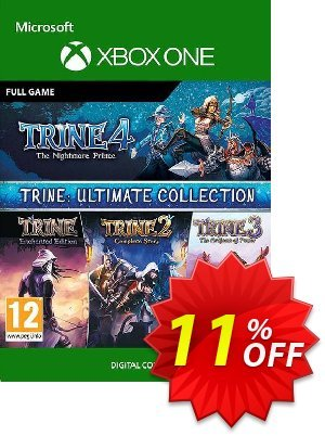 Trine: Ultimate Collection Xbox One discount coupon Trine: Ultimate Collection Xbox One Deal - Trine: Ultimate Collection Xbox One Exclusive Easter Sale offer for iVoicesoft