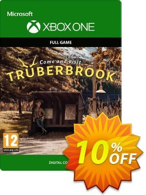 Trüberbrook Xbox One discount coupon Trüberbrook Xbox One Deal - Trüberbrook Xbox One Exclusive Easter Sale offer for iVoicesoft