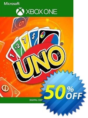 UNO Xbox One (US) discount coupon UNO Xbox One (US) Deal - UNO Xbox One (US) Exclusive Easter Sale offer for iVoicesoft