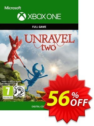 Unravel Two Xbox One Coupon discount Unravel Two Xbox One Deal. Promotion: Unravel Two Xbox One Exclusive Easter Sale offer for iVoicesoft