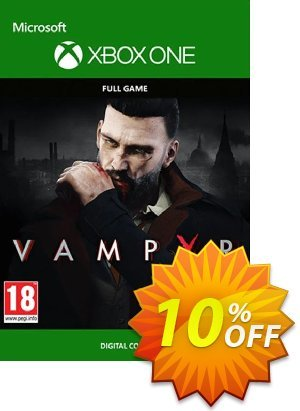 Vampyr Xbox One 프로모션 코드 Vampyr Xbox One Deal 프로모션: Vampyr Xbox One Exclusive Easter Sale offer for iVoicesoft