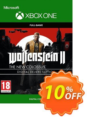 Wolfenstein 2: The New Colossus Digital Deluxe Edition Xbox One discount coupon Wolfenstein 2: The New Colossus Digital Deluxe Edition Xbox One Deal - Wolfenstein 2: The New Colossus Digital Deluxe Edition Xbox One Exclusive Easter Sale offer for iVoicesoft