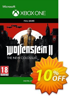 Wolfenstein 2: The New Colossus Digital Standard Edition Xbox One discount coupon Wolfenstein 2: The New Colossus Digital Standard Edition Xbox One Deal - Wolfenstein 2: The New Colossus Digital Standard Edition Xbox One Exclusive Easter Sale offer for iVoicesoft