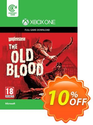 Wolfenstein: The Old Blood Xbox One - Digital Code discount coupon Wolfenstein: The Old Blood Xbox One - Digital Code Deal - Wolfenstein: The Old Blood Xbox One - Digital Code Exclusive Easter Sale offer for iVoicesoft